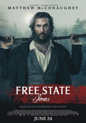 Свободный штат / Джонса Free State of Jones